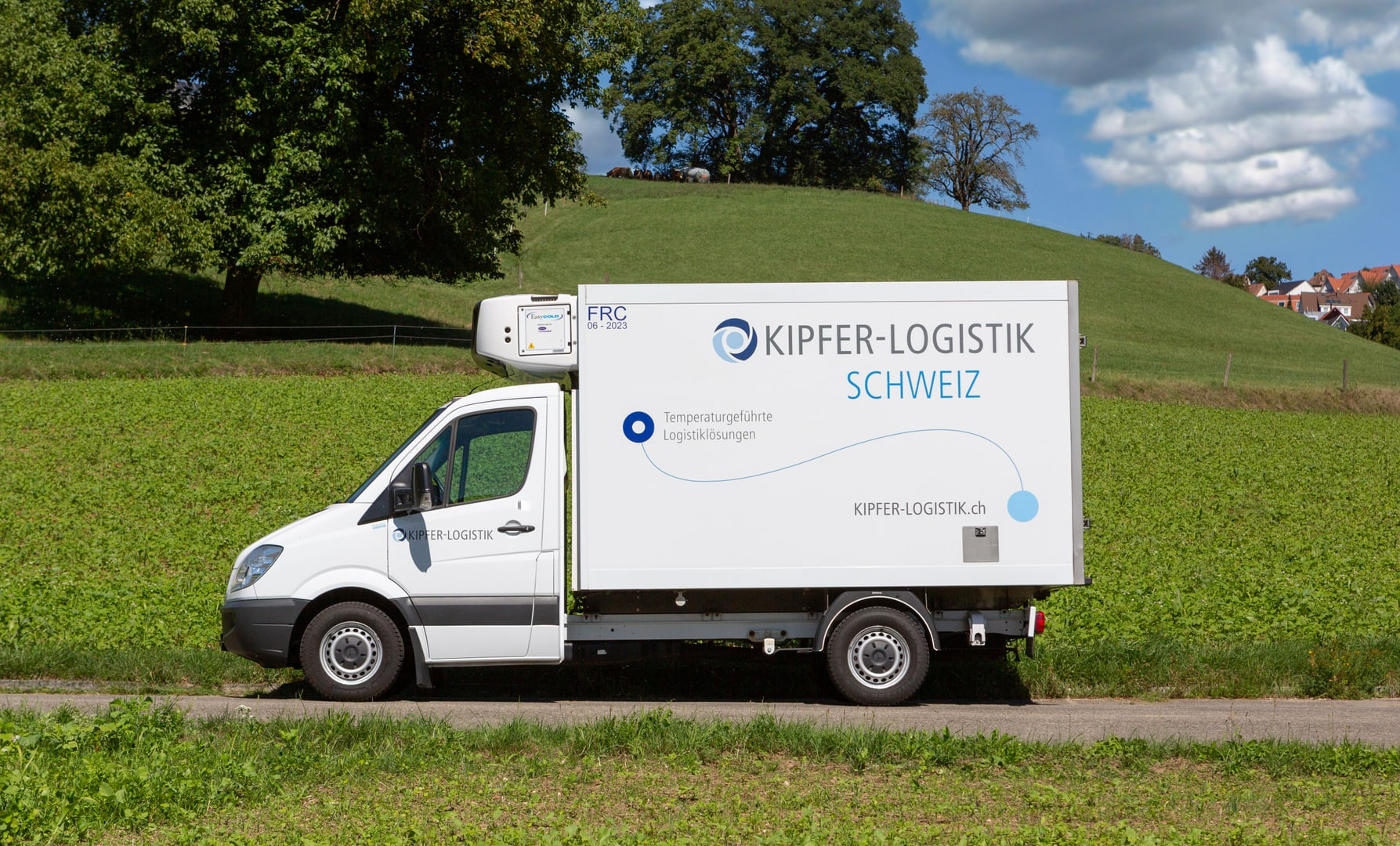 Pharma-Sprinter | Kipfer-Logistik Schweiz